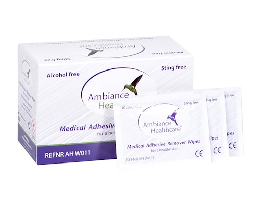 Ambiance Medical Adhesive Remover Wipes
